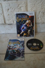 FINAL FANTASY CRYSTAL CHRONICLES THE CRYSTAL BEARERS - NINTENDO WII - COMPLET