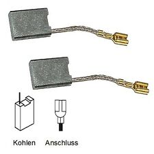 Kohlebürsten Motorkohlen Bosch GWS 24-180+J, GWS 24-230 - 6,3x16x22mm (2057)