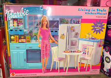 Barbie Kitchen Barbie Structures Furniture 2002 Era Year 1973 Now For Sale In Stock Ebay