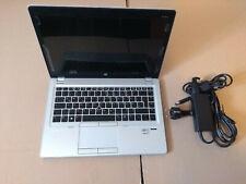 HP 9470m i5-3437U,8GB RAM,128GB SSD