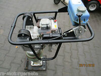 WEBER SRV 70 Vibrationsstampfer / Stampfer/ Rüttelstampfer an Bastler