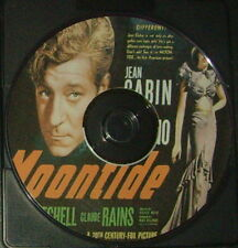 FILM NOIR 094: MOONTIDE 1942 Archie Mayo, Fritz Lang, Jean Gabin, Ida Lupino