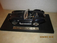Shelby Cobra 427 S/C 1:18 Scale Die-Cast Metal Replica No. 92058 by Road Tough