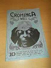 More details for the science fiction softcover book crohinga well  - 0 tales -hawkwind- very rare