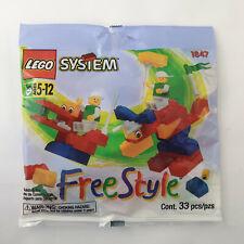 Lego FreeStyle - 1847 FreeStyle Set polybag #3 NEW SEALED