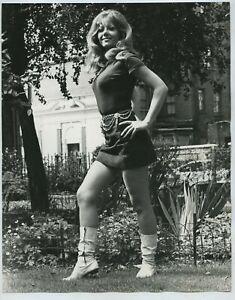 Ingrid Pitt c1970 Press Photo By Tony Rios #1