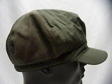 verde militar - Talla Única - Gatsby Estilo Gorra Cadete Sombrero