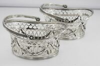 Vintage Gorham A4245 Sterling Silver Set of Baskets