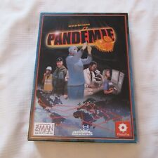 2008 PANDEMIE JEU Z-MAN GAMES FILOSOFIA MATT LEACOCK FRANCAIS FRENCH