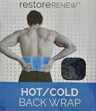 Hot Cold Body Wrap Neck Heating Pad Ice Pack Shoulder Back Compress Pain Relief
