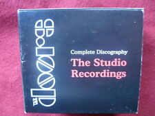 Doors - Complete Discography The Studio Recording ( 6 Cds - The Black Box-Rare )