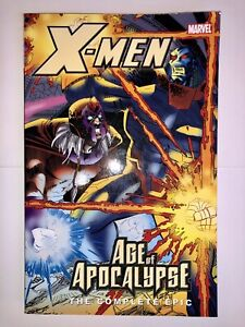 X-Men Age of Apocalypse The Complete Epic Vol 4 TPB Rare First Print GN OOP NM