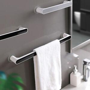 Wandmontage Handtuch Rack Lang/Kurz Nein Stanzen Toilette Badezimmer Saug Haken