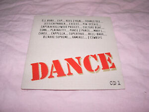 /// CD ALBUM DANCE CD 1 COMPILATION SONY MUSIC VERSAILLES / EURO DANCE 1995
