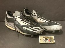 Tim Anderson Chicago White Sox Autographed Signed 2017 Game Used Cleats f
