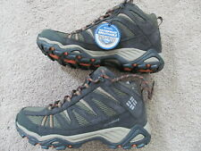 Columbia Charter Oak MID Waterproof YM1016 383  man green shoes 7 9.5 Brand New