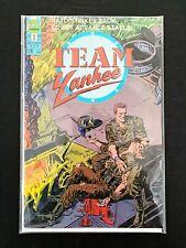 TEAM YANKEE #3 FIRST COMICS 1989 VF/NM