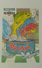 Phish Vintage Uncirculated Real Deal Concert poster From 1994 San Francisco