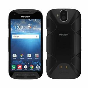 Kyocera DuraFORCE E6810 Pro w/Sapphire Shield Verizon Rugged 4G Android Smart...