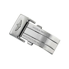 Breitling Stainless Steel Folding Clasp - 18mm