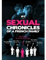 Sexual Chronicles of a French Family (REGION 1 DVD New) WS