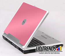 PINK Vinyl Lid Skin Cover Decal fits Dell Inspiron 6000 Laptop