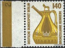 Berlin (West) 832 Seitenrandstück postfrisch 1989 Sehenswürdigkeiten