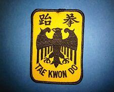 Taekwondo Tae Kwon Do Tang Soo Do Mma Martial Arts Tkd Uniform Gi Patch 352 G