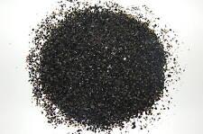 ( 6,40€/kg ) - 250g carga de Carbón - Grano 1,5-2,8mm - Negro anguloso brilloso