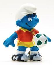 20527 Playmaker Soccer Player Fantasista 1B  PUFFO PUFFI SMURF SMURFS SCHTROUMPF