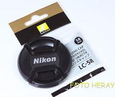 Nikon Objektivdeckel LC 58 mm  Original Neu + Rechnung