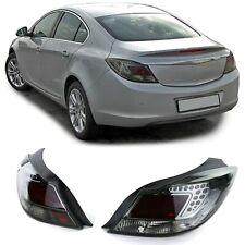 LED Rückleuchten Schwarz Smoke für Opel Insignia Limousine ab 08