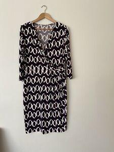 Jane Lamerton Size 14 Dress In Excellent Condition