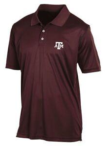 "Texas A&M Aggies Champion NCAA ""Playclock"" Performance Polo Shirt"
