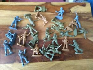 Matchbox WW2 1/32 mixed Toy Soldiers.