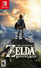 The Legend of Zelda: Breath of the Wild Switch [Factory Refurbished]