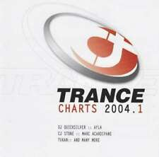 Various - Trance Charts 2004.1 (2xCD, Comp) CD - 1495