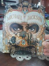 MICHAEL JACKSON- DANGEROUS DISPLAY PROMO DIVEDER 1992