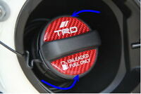 GENUINE TRD FUEL CAP GARNISH JDM TOYOTA GT 86 AURIS COROLLA HATCH BACK SCION FRS