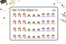 1248~~ Sick Day Planner Stickers.