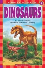 Dinosaurs (Hello Reader! Science, Level 2)