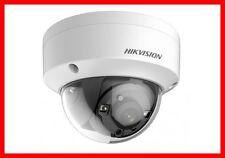 Hikvision DS-2CE56D8T-VPITE 2.8M 2MP HD WDR Vandal Proof Outdoor Dome TVI Camera