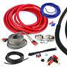 4 Gauge 2000 Watt Car Amplifier Installation Wiring Kit Amp Install
