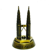 César Pelli Petronas Twin Towers Malaysia World Heritage Model Showpiece