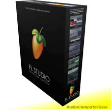 Image Line Fl Studio 20 Producer Edition Software Daw Latest Full Version New