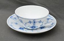 Bing & GRONDAHL porcelaine bleu copenhague B&G COPENHAGUEN TASSE TEA CUP &SAUCER