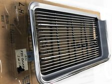 "1971 OLDSMOBILE CUTLASS ""S"" F85 LH LEFT GRILLE NEW GM NOS OLD STOCK 231095"