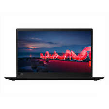 "Lenovo ThinkPad X1 Carbon Gen 8 Laptop, 14.0"" UHD IPS  500 nits, i7-10610U, 16GB"