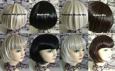 Unbranded Synthetic Straight Wigs & Hairpieces