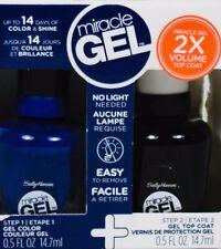 Sally Hansen Miracle Gel 2 Step Top Coat & Gel ~Take the Plunge~ Color Polish